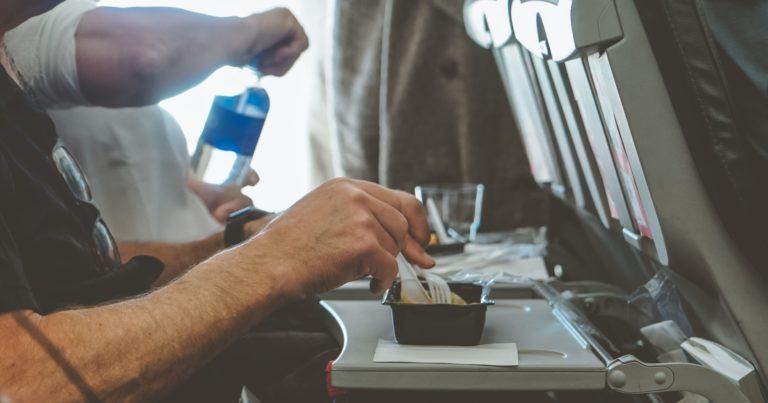 【ヴィーガン】ANA、JALなど航空各社のヴィーガン機内食を紹介