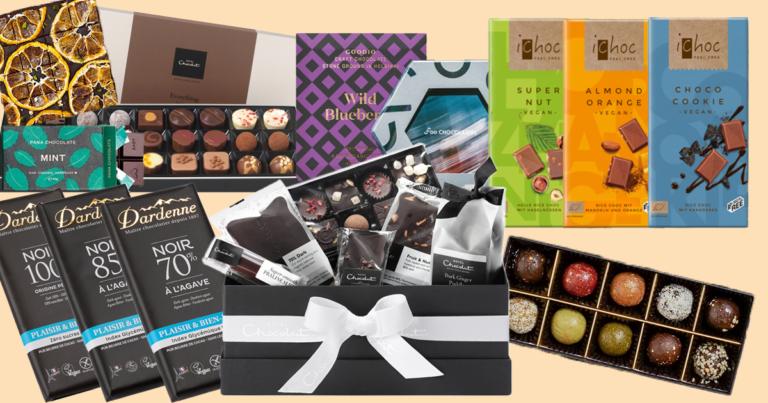 【動物性不使用】美味しいヴィーガンチョコレート10選|バレンタインデーにも◎