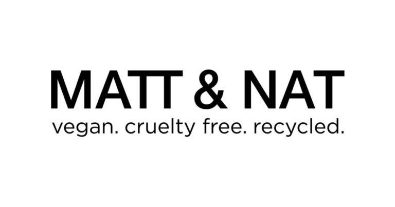 ヴィーガンアパレルブランド「MATT&NAT」とは?注目のアイテム10選ご紹介