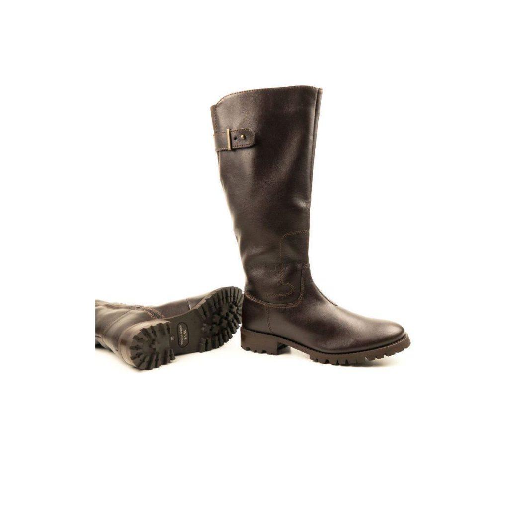 wills vegan deep tread knee boots
