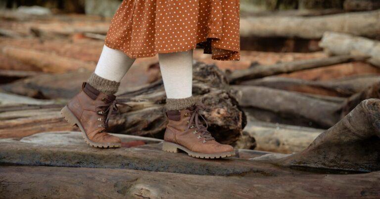 ワークブーツとは?おしゃれで機能的なヴィーガンレザーの靴をご紹介