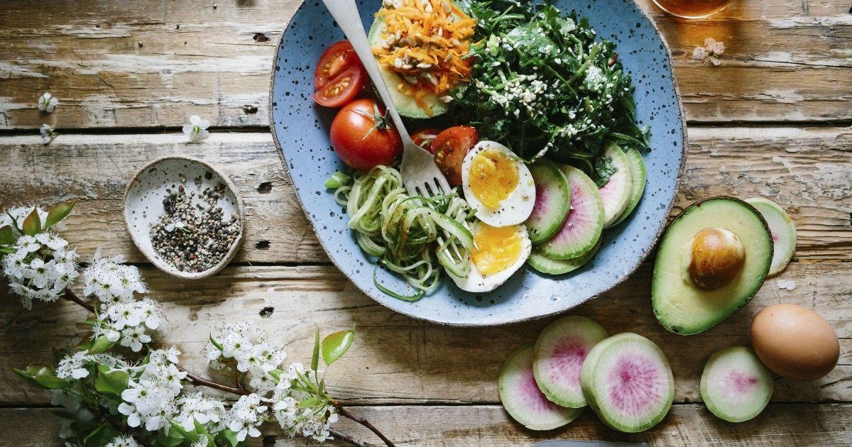 野菜と果物のパワーでストレスフルな生活を卒業!