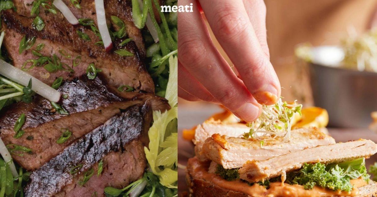 来年にも発売とされる「きのこ肉」
