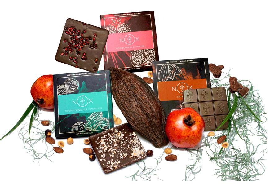 NOX ORGANICS(ノックスオーガニックス)チョコレート スーパーフード